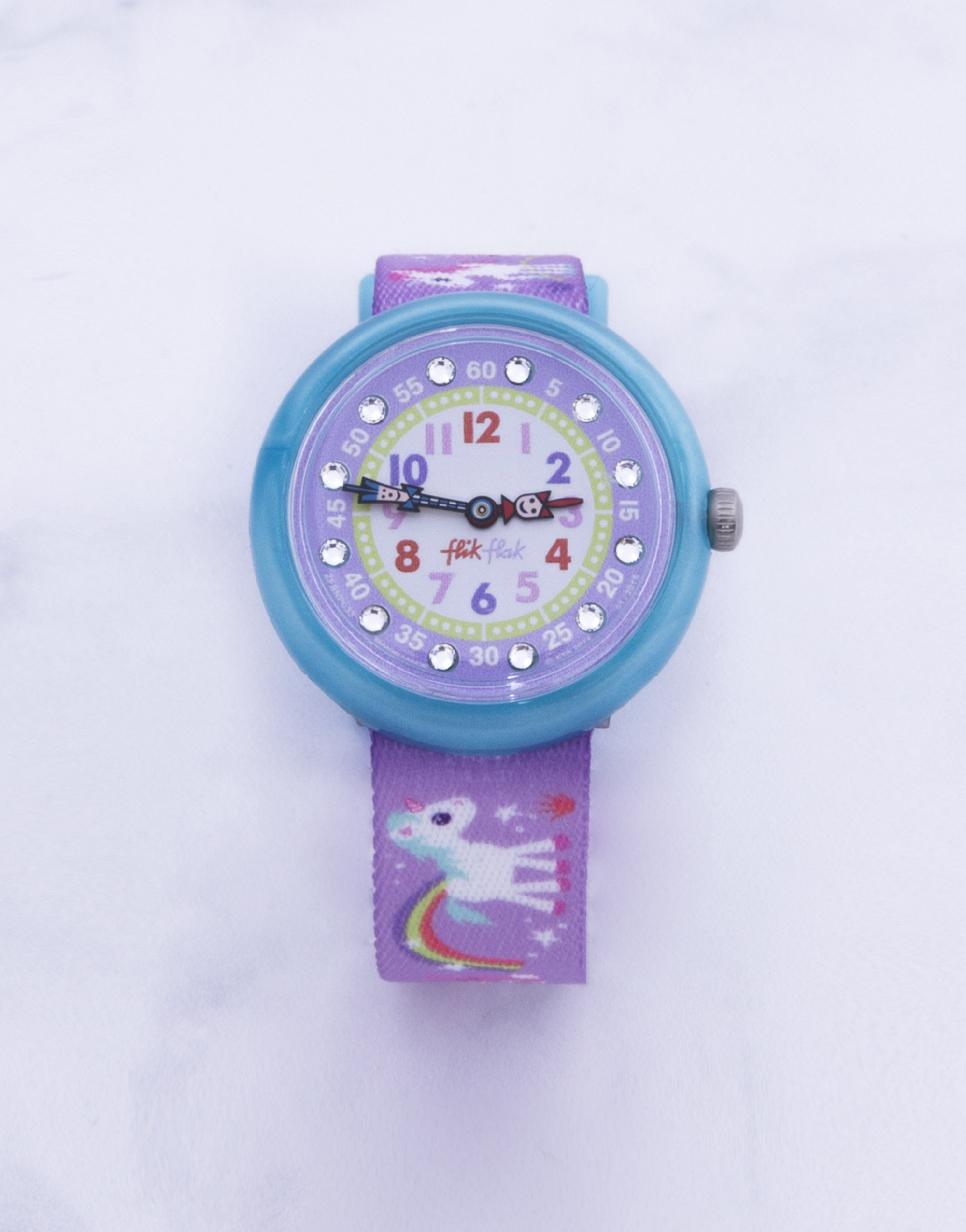 Swatch FLIK FLAK Magical Unicorns Accessories 4ced16f7863
